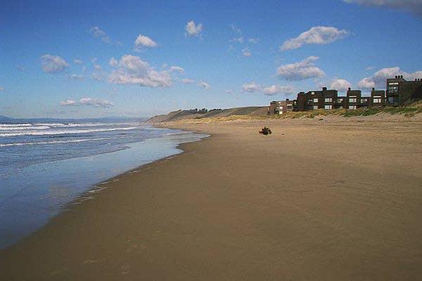 Beach 2 The Beachfront At Pajaro Dunes Looking Northward